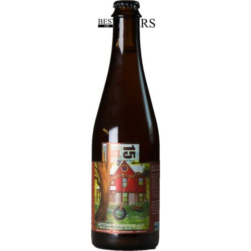 Block 15, Autumn Farmhouse Ale, - 0,5 l. - 6,85%