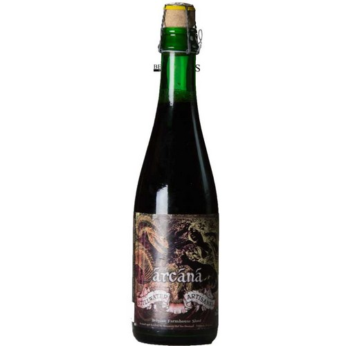Stillwater/Hof Ten Dormaal, Arcana, Belgian Farmhouse Stout, 0,375 l. - 6,5%