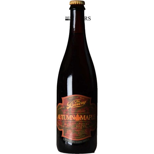 Bruery, Autumn Maple, Brown Ale, - 0,75 l. - 10,0%