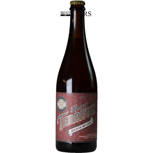 Bruery, Terreux, Batch No. 1731, 100% Brett, Hoppy Session, - 0,75 l. - 5,1%