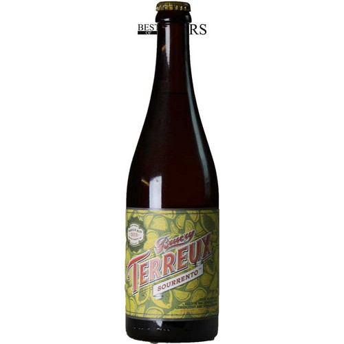 Bruery, Terreux, Sourrento, Sour Blond Ale, Aged in Oak Barrels, - 0,75 l. - 6,1%