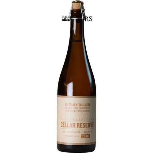 Blackberry Farm Brewery, Cellar Reserve, Brettanomyces Saison Ale - 0,75 l. - 6,3%