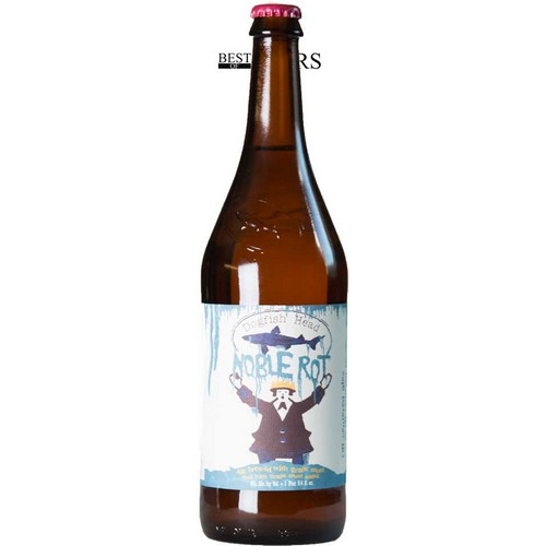 Dogfish, Noble Rot, Saison, Grapemust, - 0,75 l. - 9,0%