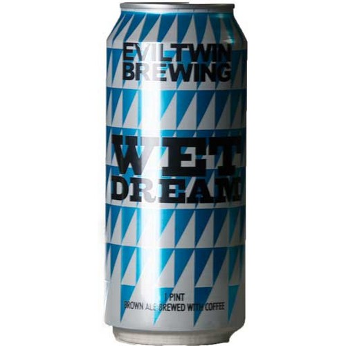 Evil Twin, Wet Dream, Brown Ale, Coffee, - 0,473 l. - 6,0%