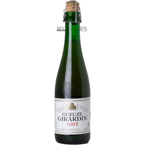 Gueuze Girardin White Label - 0,375 l. - 5,0 %
