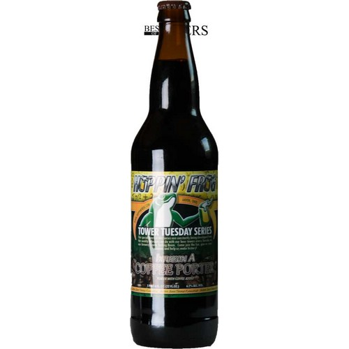 Infusion A, Coffee Porter, - 0,66 l. - 6,2%