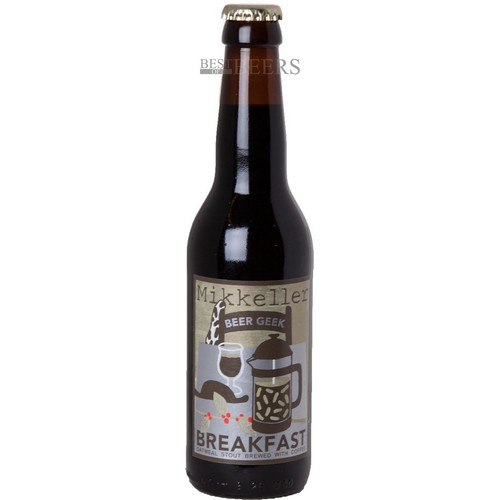 Beer Geek Breakfast - Oatmeal Stout Brewed With Coffee - 0,33 l. - 7,5%