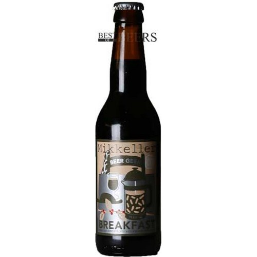 Beer Geek - Oatmeal Stout With Coffee Aged In Bourbon Barrels - 0,33 l. - 7,5%