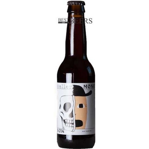 Mikkeller, Monks Brew, Belgian Dark Ale, - 0,33 l. - 10,0%