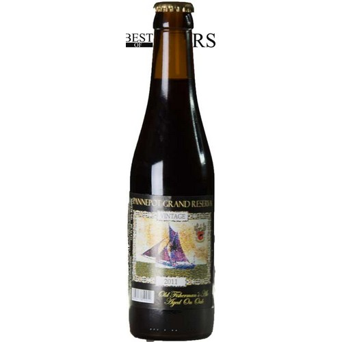 Struise, Pannepot Grand Reserva, Vintage 2011, Dark Strong Ale - 0,33 l. - 10,0%