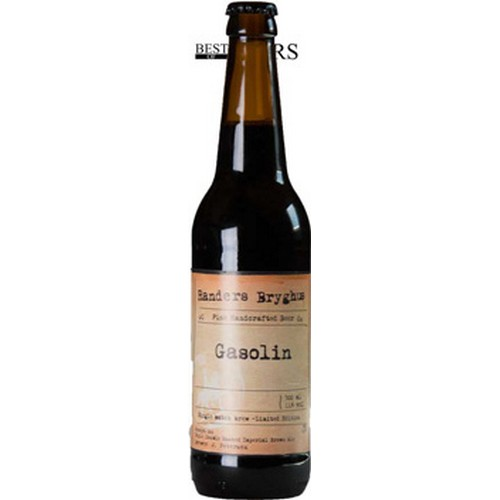 Randers Bryghus, Gasolin, Imperial Brown Ale, - 0,5 l. - 11,0%