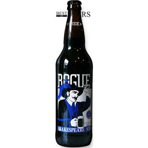 Rogue, Shakespeare Oatmeal Stout, - 0,65 l. - 5,8%
