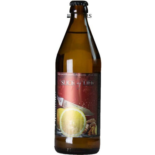 Slice Of Life, Lemon, Ginger, CIDER 0,5 l. - 5,5%
