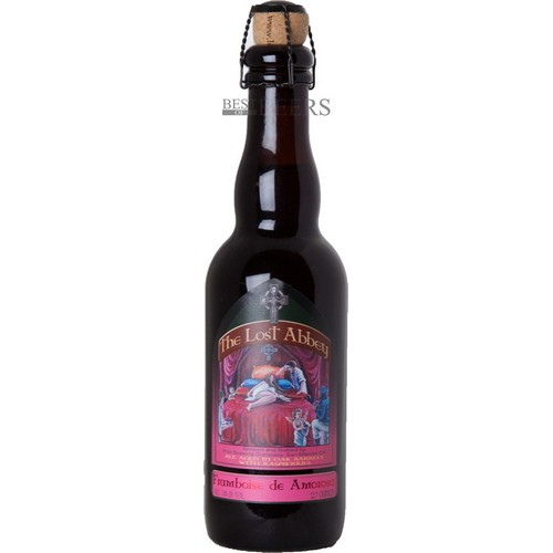 Lost Abbey, Framboise De Amorosa, Barrel Aged Raspberry Sour, - 0,375 l. - 8,5%