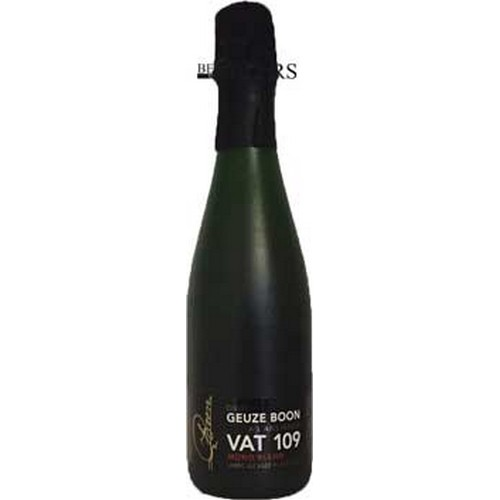 Geuze Boon, Vat 109, Lambic Ale, Aged In Oak Casks, - 0,375 l. - 8,25%