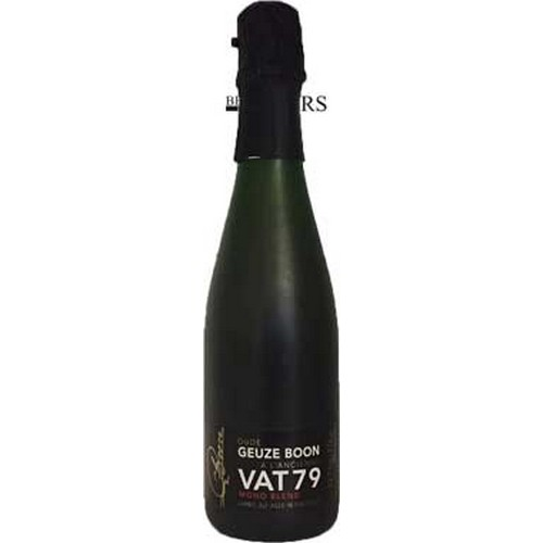 Geuze Boon, Vat 79, Lambic Ale, Aged In Oak Casks, - 0,375 l. - 9,0%