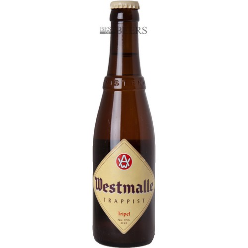 Westmalle Trappist Trippel - 0,33 l. - 9,5%