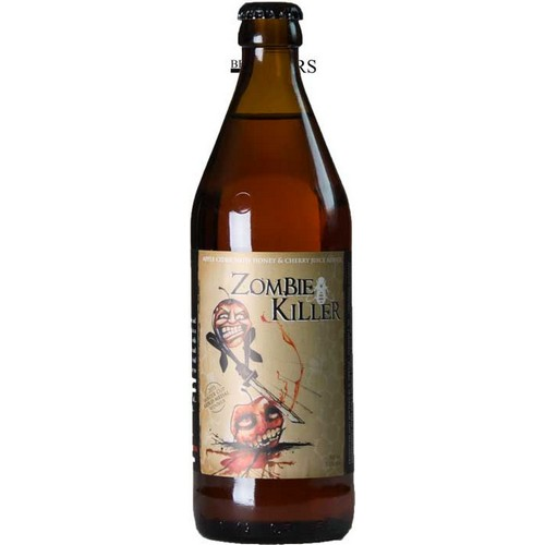 Zombie Killer, Apple CIDER, Honey, Cherry Juice 0,5 l. - 5,5%