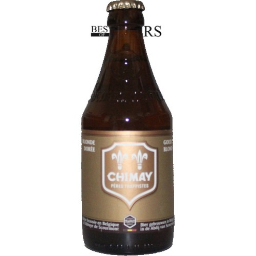 Chimay Blond - 0,33 l. - 4,8%