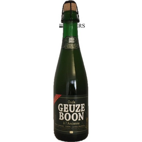 Oude Geuze Boon, 2014 - 2015, A´Lancienne 100% Lambic - 0,375 l. - 7%