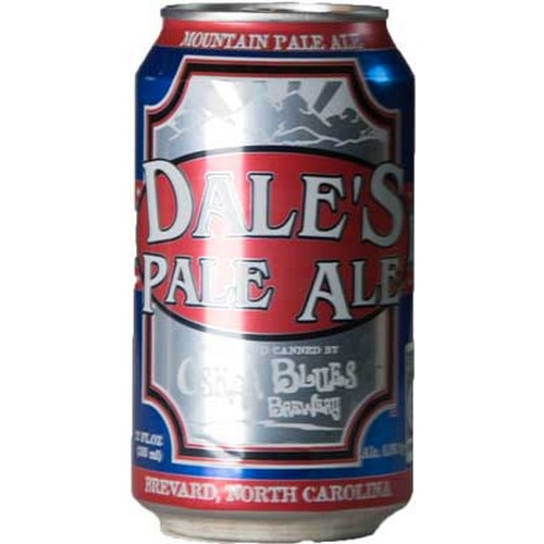 Oskar Blues, Dale´s Pale Ale, - 0,355 l. - 6,5%