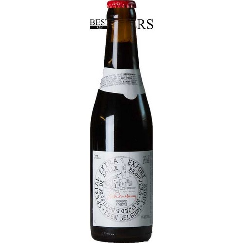 Dolle Brouwers, Export Stout, 0,33 l. - 9,0%