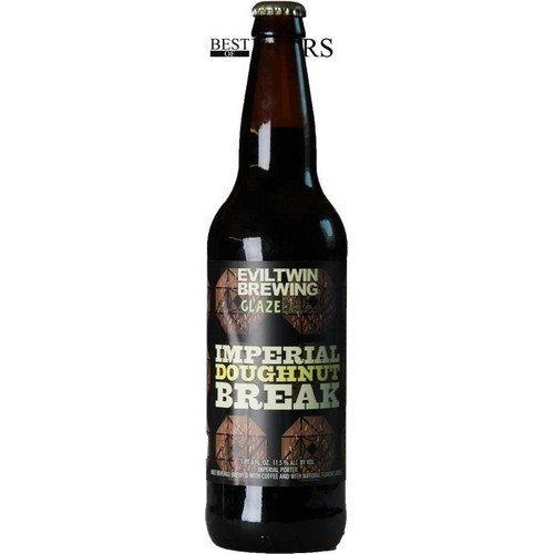 Evil Twin, Imperial Doughnut Break, Porter, - 0,65 l. - 11,5%