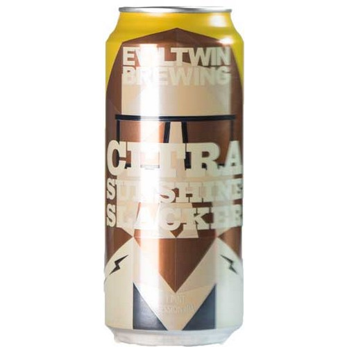 Evil Twin, Citra Sunshine Slacker, IPA, 0,50 l. - 4,5%