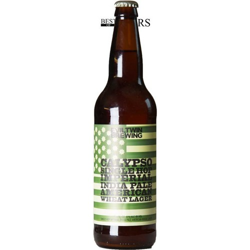 Evil Twin, Calypso Single Hop IIPA, American Wheat Lager, - 0,65 l. - 8,0%