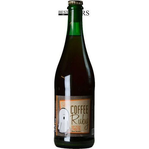 Fantome, The Coffee Ruby, Belgian Strong Ale, Dark Version, - 0,75 l. - 8,0%