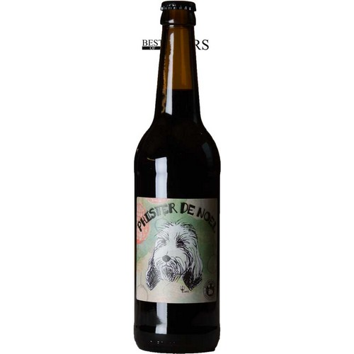 Flying Couch, Phister De Noel, 2016, Imperial Stout, - 0,5 l. - 8,5%