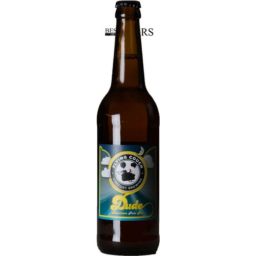 Flying Couch, Dude, American Pale Ale, - 0,5 l. - 5,5%