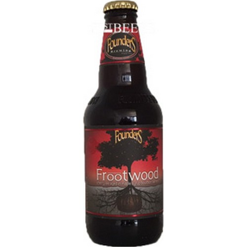 Founders, Frootwood, Cherry Ale, Aged In Maple Syrup Bourbon Barrels, - 0,355 l. - 8,0%