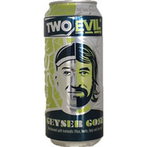 Evil Twin/Two Roads, Geyser Gose, Ale, - 0,5 l. - 5,5%