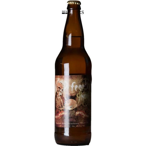 Stillwater Artisanal, Fear Of Ghosts, Smoked Sour Farmhouse Wheat Ale, - 0,65 l. - 6,0%