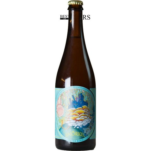 Jester King, Snörkel, Farmhouse Ale Brewed With Oyster Mushrooms/Sea Salt, - 0,75 l. - 4,3%