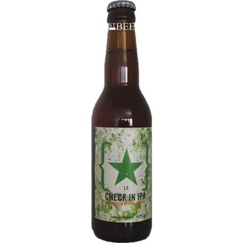 Lervig, Check In IPA, Tappet 19.04.17, - 0,33 l. - 6,0%