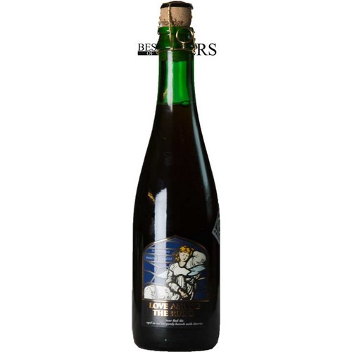 Thornbridge, Love Among The Ruins, Sour Red Ale, Aged In Burgundy Barrels, Cherries, - 0,375 l. - 7,0%