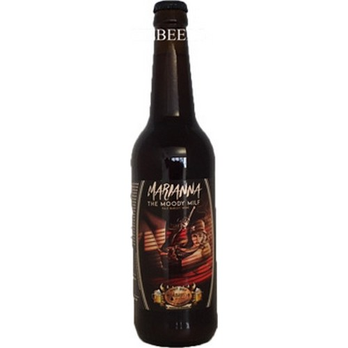 Amager, Marianna, The Moody Milf, - Pale Barley Wine, - 0,5 l. - 10,0%