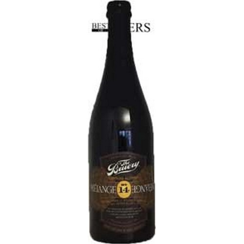 The Bruery, Mélange No. 14, 85% Ale Aged In Bourbon Barrel, 15% Imperial Stout, - 0,75 l. - 13,4%