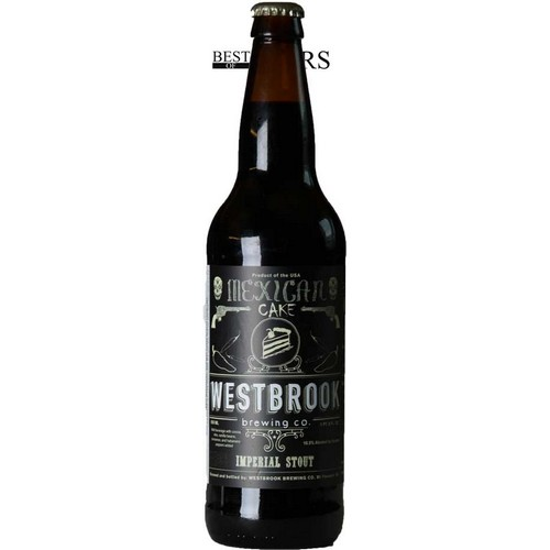 Westbrook, Mexican Cake, Imperial Stout, 2016, - 0,65 l. - 10,5%
