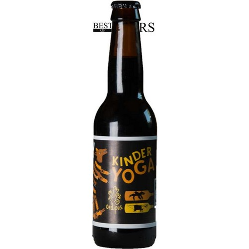 Oedipus, Kinder Yoga, Imperial Stout - 0,33 l. - 11,0%
