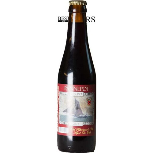 Pannepot Reserva, Strong Ale, 2012 - 0,33 l. - 10,0%