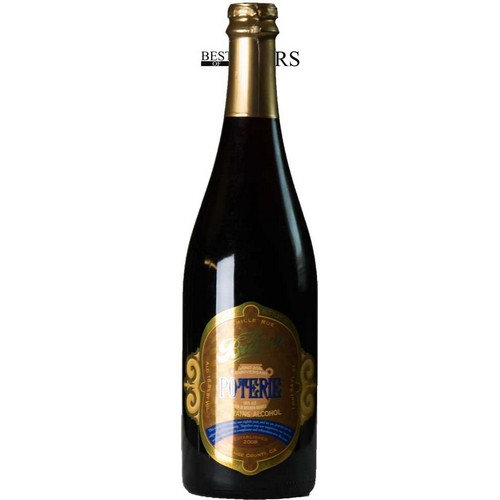 The Bruery, Poterie, Ale Aged In Bourbon Barrels, - 0,75 l. - 16,8%
