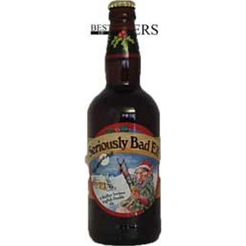 Ridgeway, Seriously Bad Elf, Strong Ale, - 0,5 l. - 9,0%