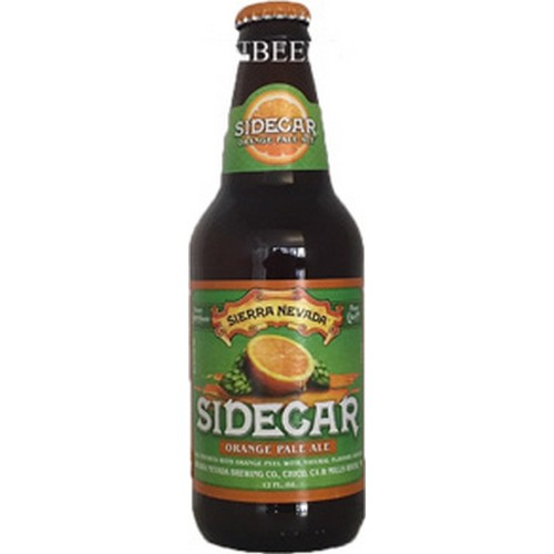 Sierra Nevada, Sidecar, Orange Pale Ale, - 0,355 l. - 5,3%