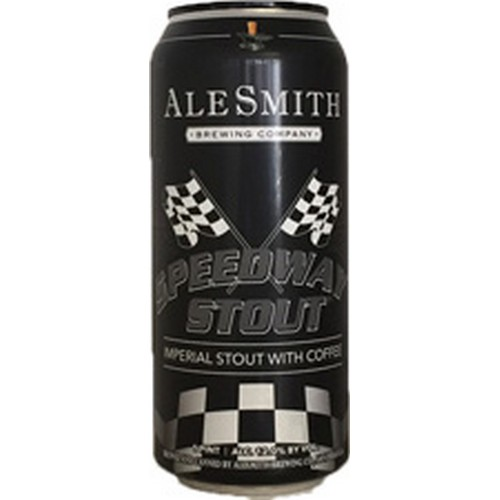 AleSmith, Speedway Stout, Imperial Stout, Coffee, - 0,5 l. - 12,0%