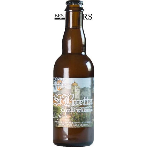 St. Bretta, Late Spring, Ale Brewed With Citrus, , - 0,375 l. - 5,5%