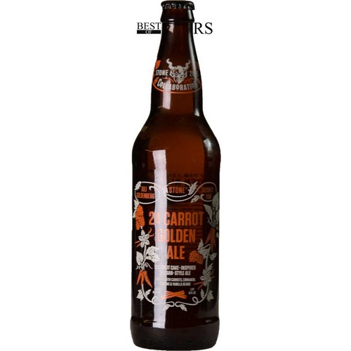 Stone, 24 Carrot Golden Ale, - 0,65 l. - 8,5%