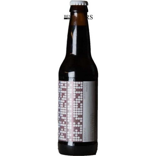 Stillwater Artisanal, Surround,Oak Smoked Imperial Wheat Stout, - 0,335 l. - 10,0%